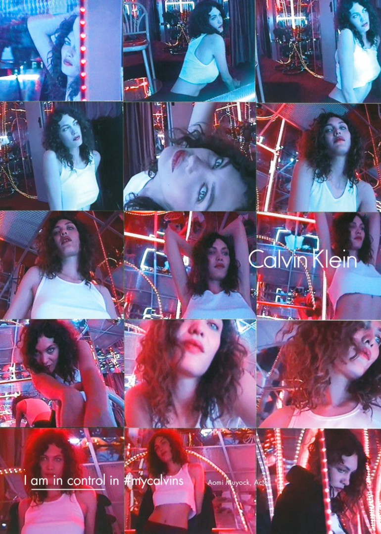 Calvin Klein FW 16.17 Campaign by Tyrone Lebon Part 2 - 18