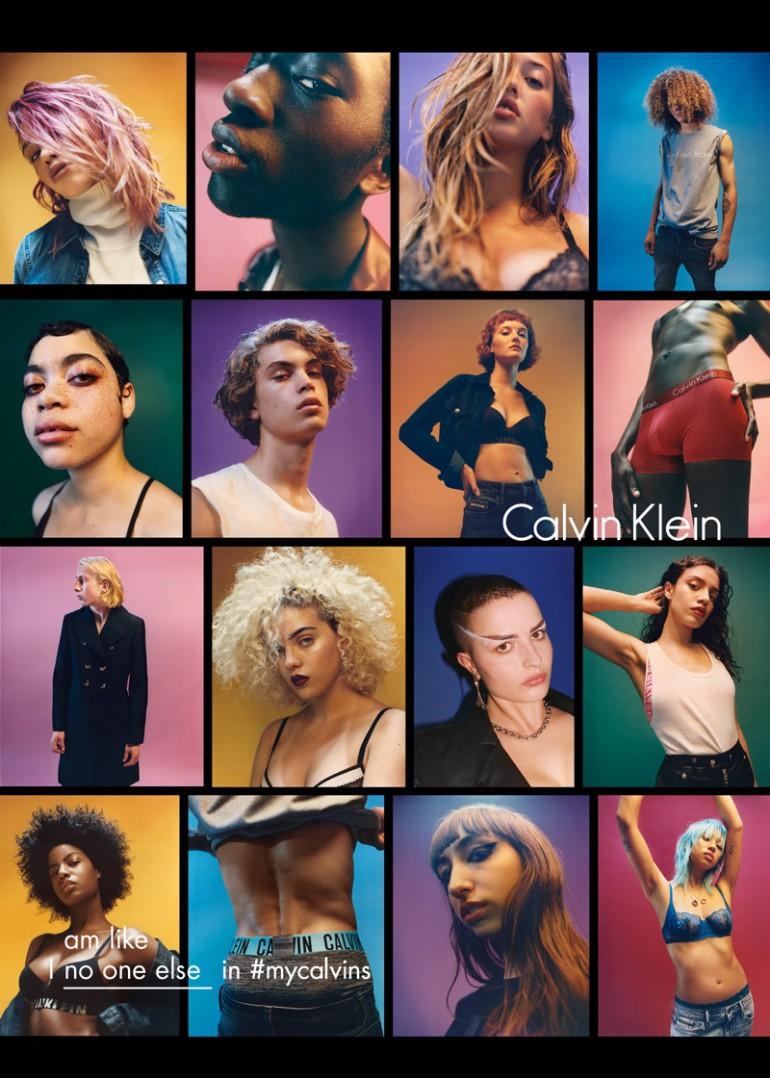Calvin Klein FW 16.17 Campaign by Tyrone Lebon Part 2 - 20