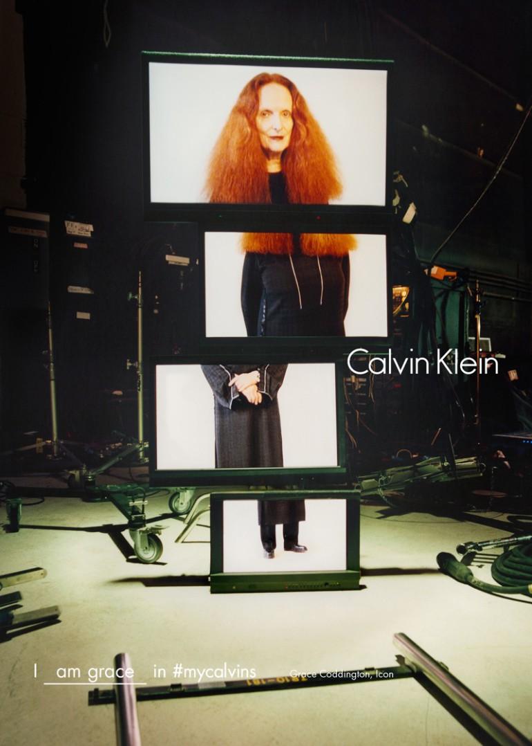 Calvin Klein FW 16.17 Campaign by Tyrone Lebon Part 2 - 9