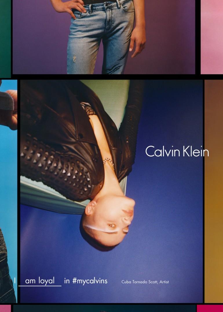 Calvin Klein FW 16.17 Campaign by Tyrone Lebon Part 3 - 30