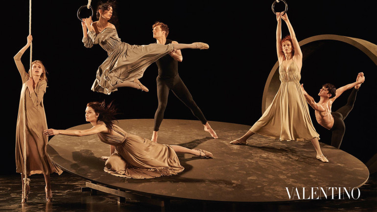 Valentino FW 16.17 Campaign by Steven Meisel 13