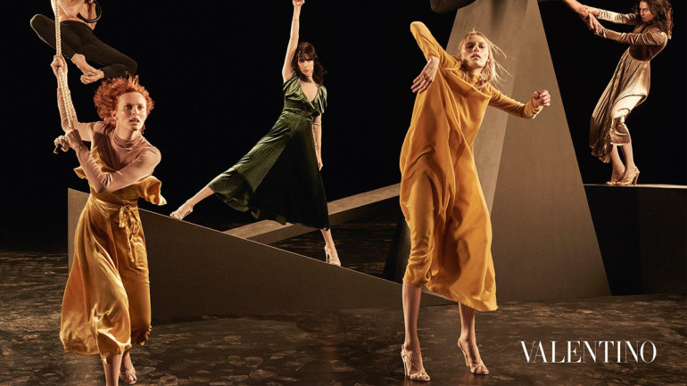 Valentino FW 16.17 Campaign by Steven Meisel 18