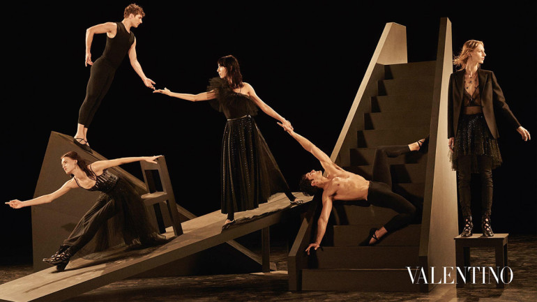 Valentino FW 16.17 Campaign by Steven Meisel 4