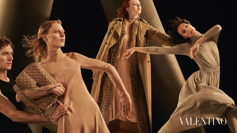 Valentino FW 16.17 Campaign by Steven Meisel 5