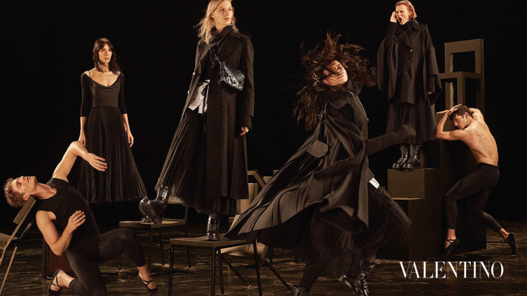 Valentino FW 16.17 Campaign by Steven Meisel 6