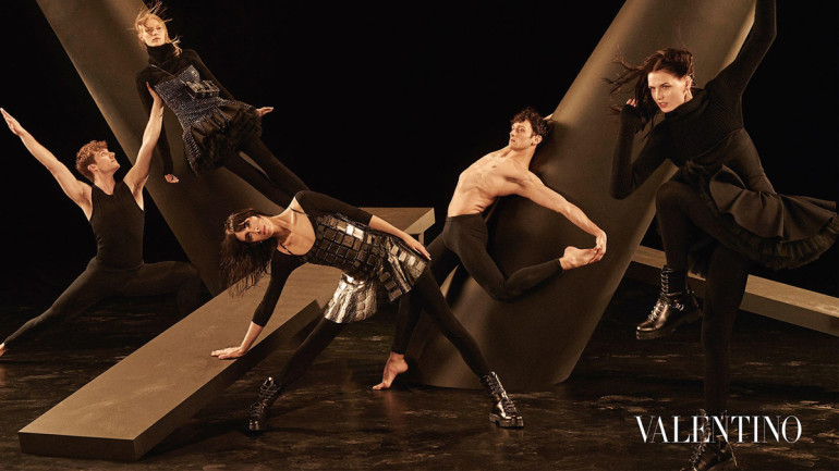 Valentino FW 16.17 Campaign by Steven Meisel 7