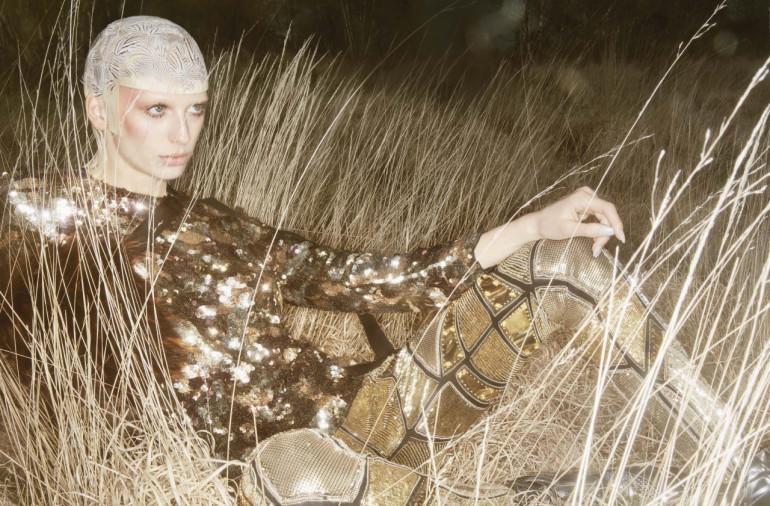 Vogue Italia - Lili Sumner by Solve Sunsbo July 2016