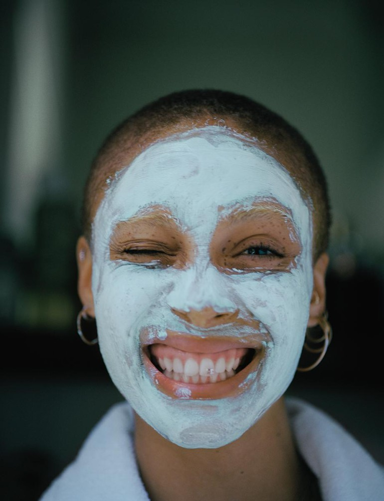 Adwoa Aboah by Harley Weir for i-D Magazine, 5