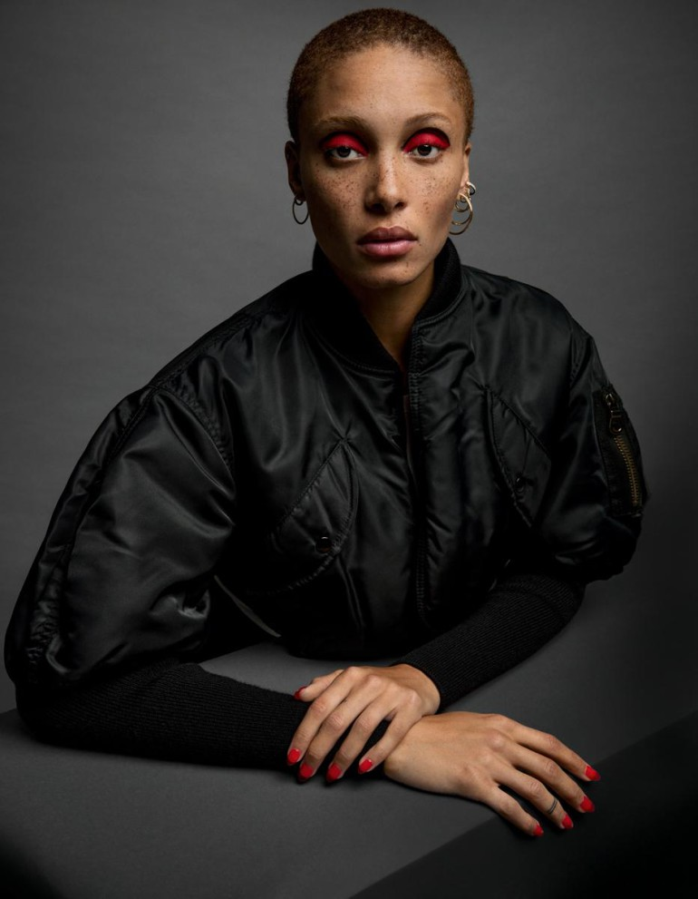 Adwoa Aboah by Harley Weir for iD Magazine 18