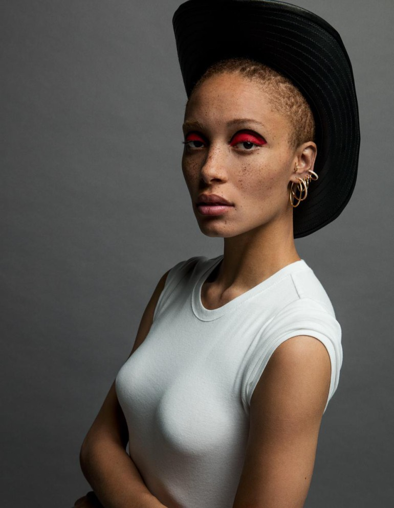 Adwoa Aboah by Harley Weir for iD Magazine 24