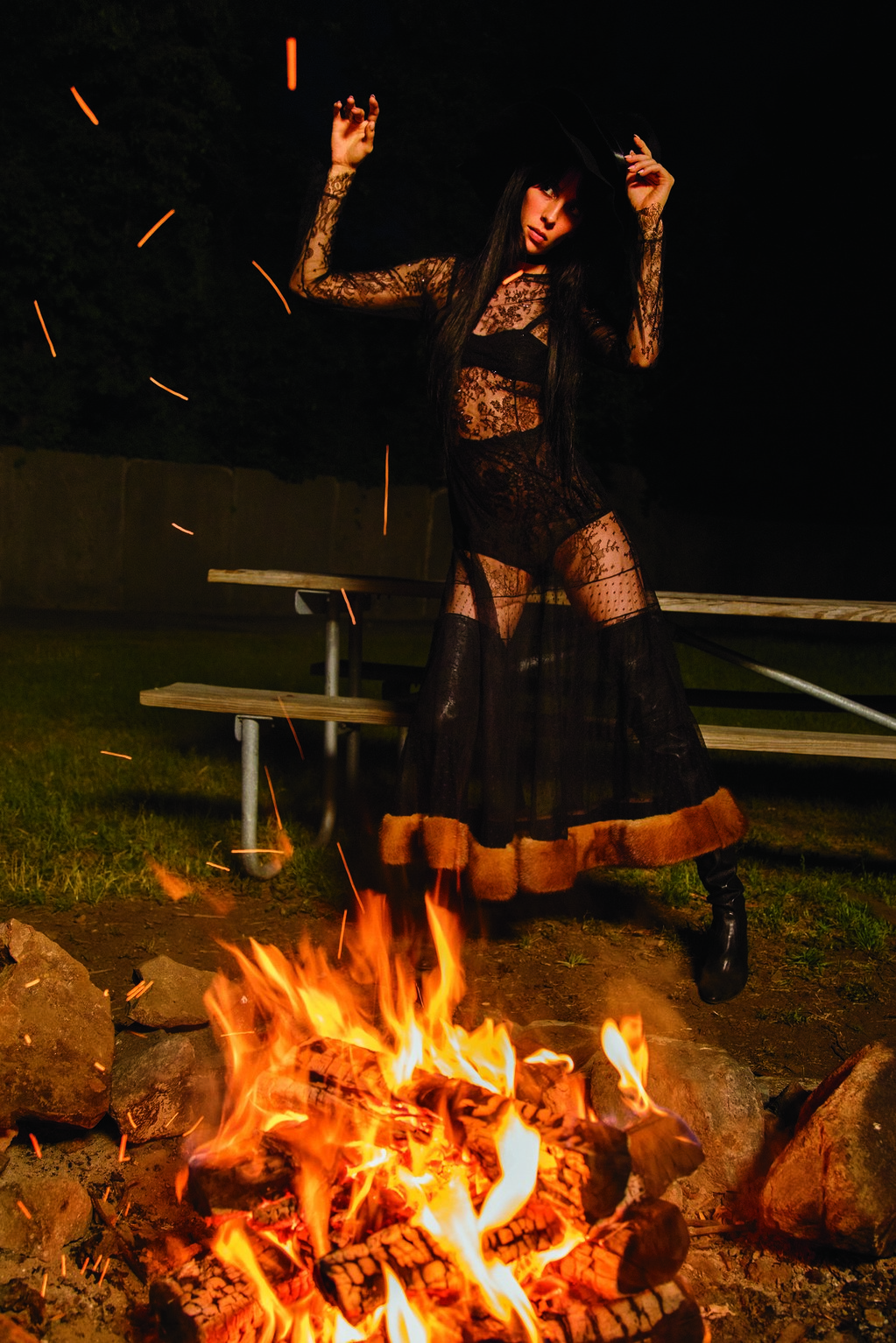 The Season Of The Witch By Inez Amp Vinoodh For W Magazine
