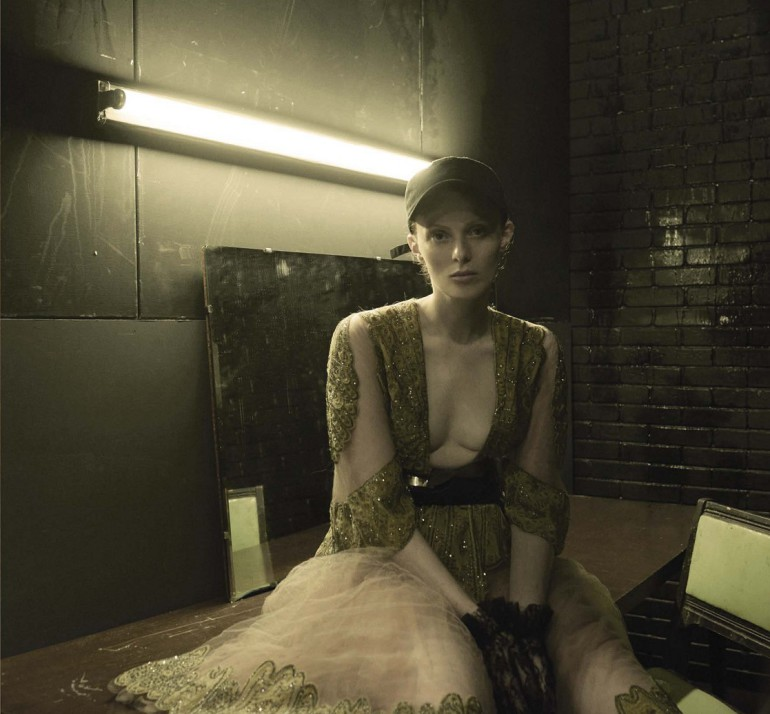 vogue italia fashion of the times steven meisel 50