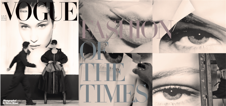 vogue italia fashion of the times steven meisel 9