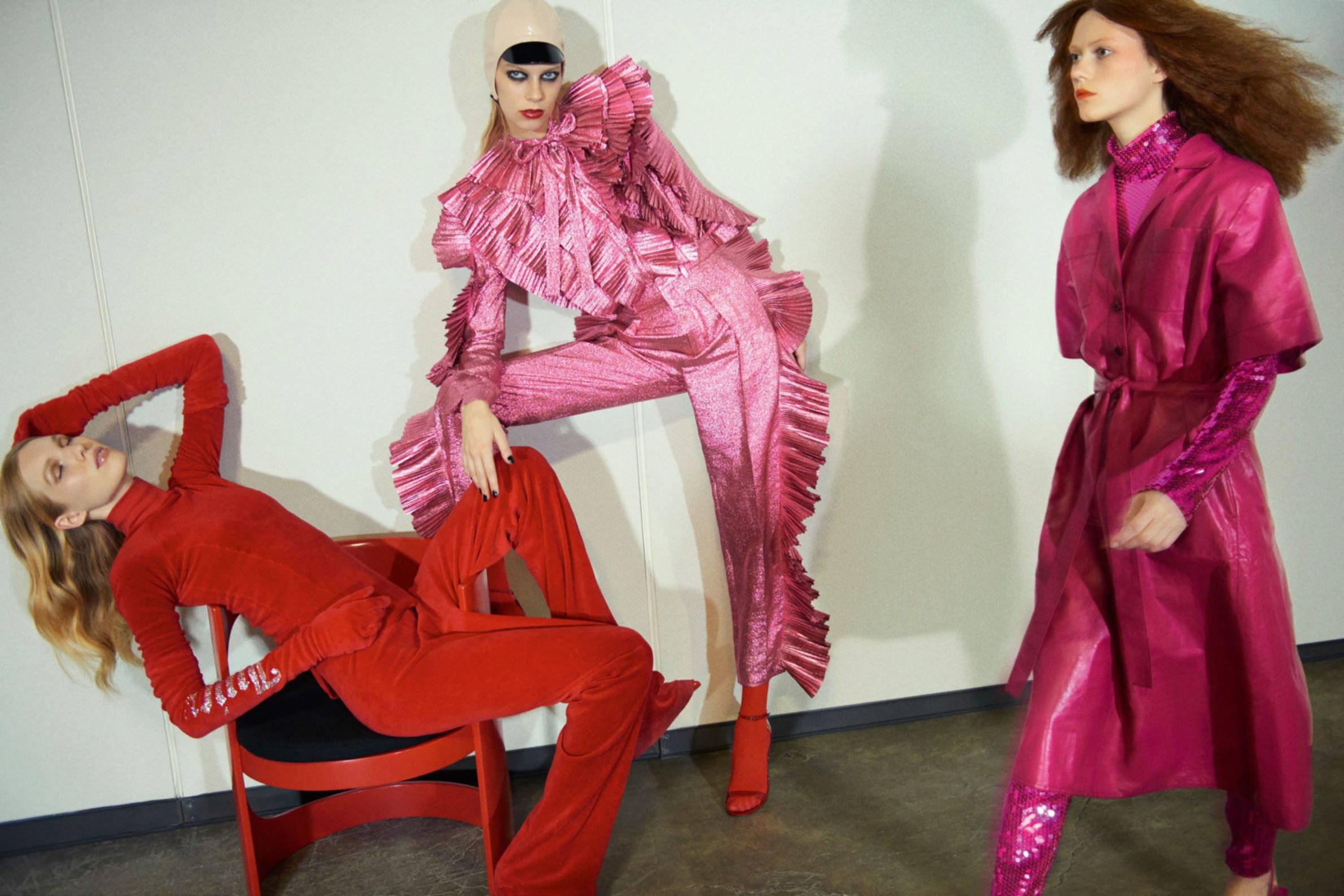 ... Vogue Paris February 2017 By Glen Luchford 02  ...