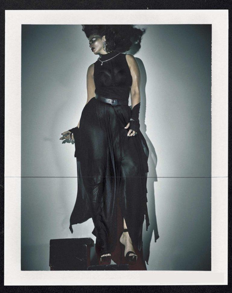 Steven Klein 'The Polaroid Issue' Vogue Italia February 2017 12