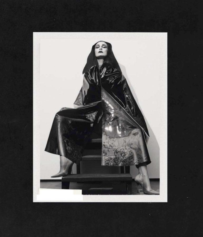 Steven Klein 'The Polaroid Issue' Vogue Italia February 2017 14