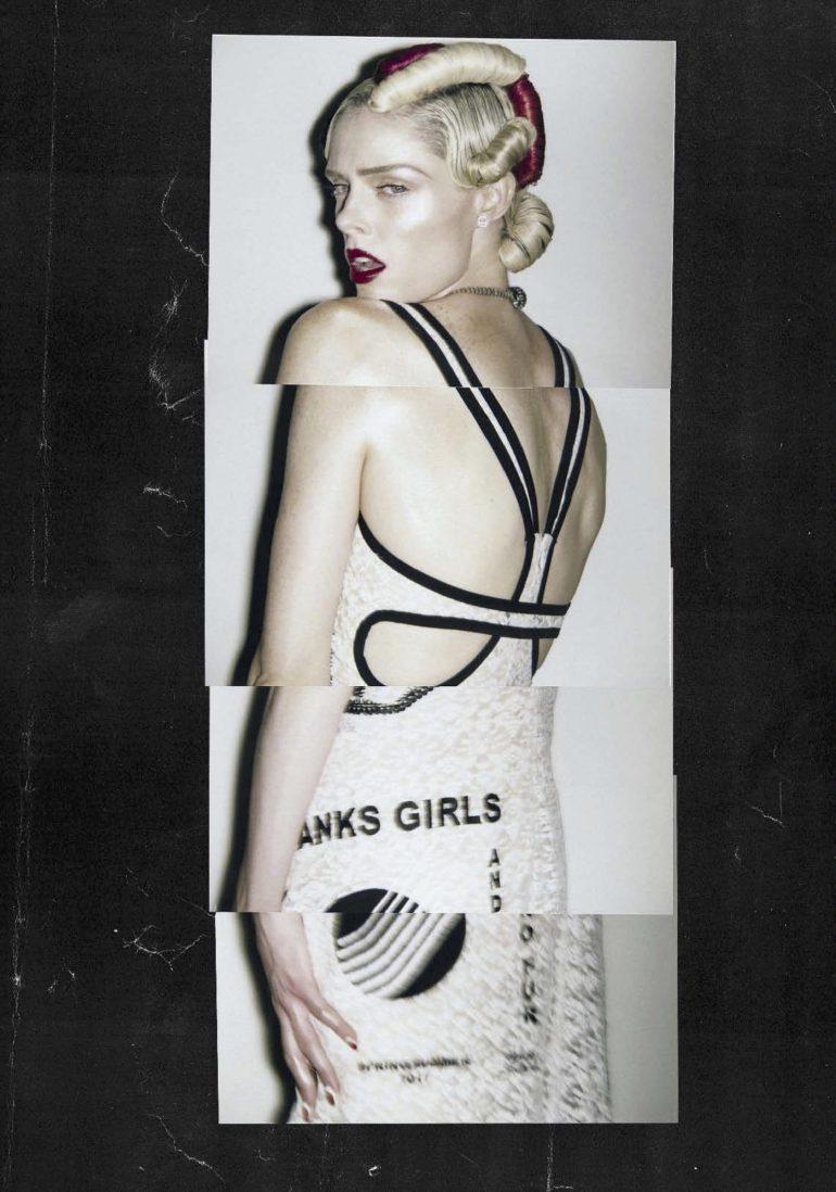 Steven Klein 'The Polaroid Issue' Vogue Italia February 2017 16