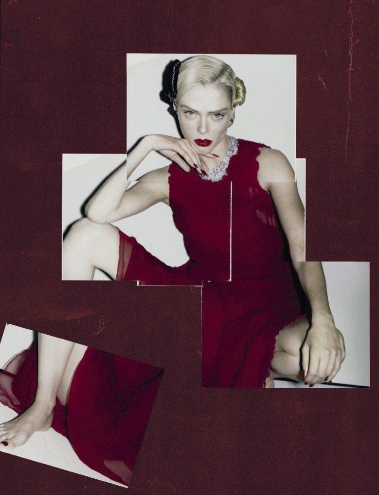 Steven Klein 'The Polaroid Issue' Vogue Italia February 2017 19