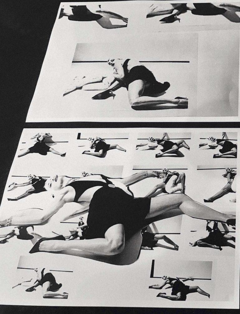 Steven Klein 'The Polaroid Issue' Vogue Italia February 2017 20