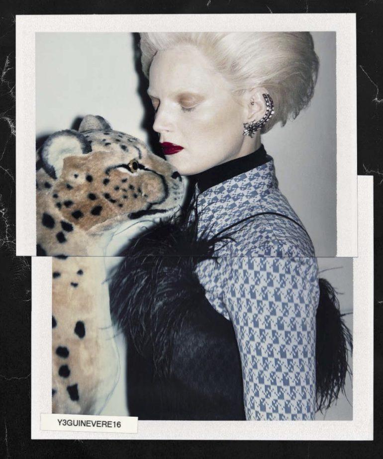 Steven Klein 'The Polaroid Issue' Vogue Italia February 2017 23