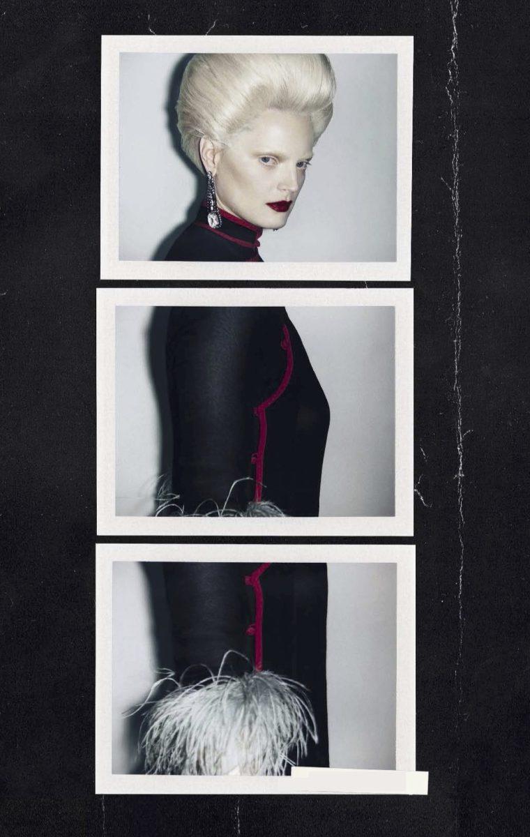 Steven Klein 'The Polaroid Issue' Vogue Italia February 2017 29