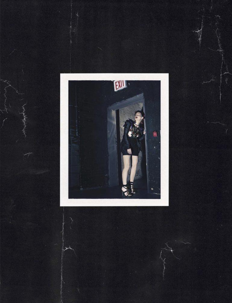 Steven Klein 'The Polaroid Issue' Vogue Italia February 2017 30
