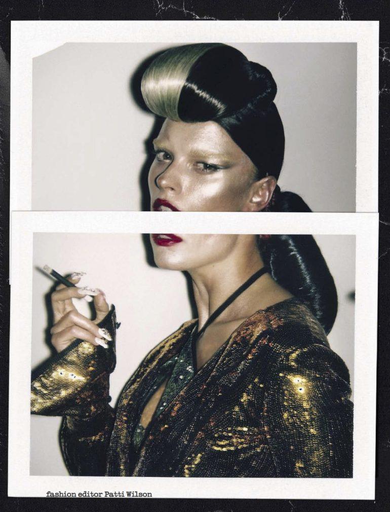 Steven Klein 'The Polaroid Issue' Vogue Italia February 2017 39