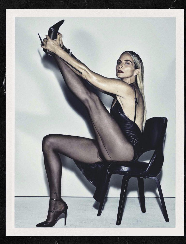 Steven Klein 'The Polaroid Issue' Vogue Italia February 2017 4