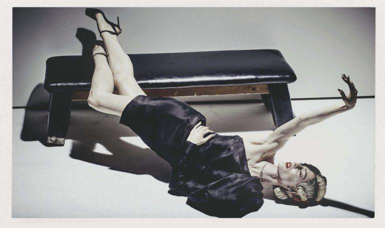 Steven Klein 'The Polaroid Issue' Vogue Italia February 2017