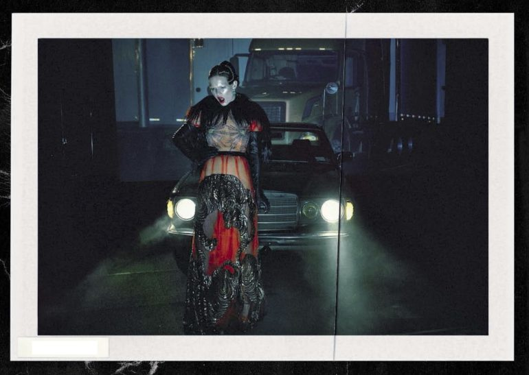 vogue italia 'the polaroid issue' steven klein part 11 14