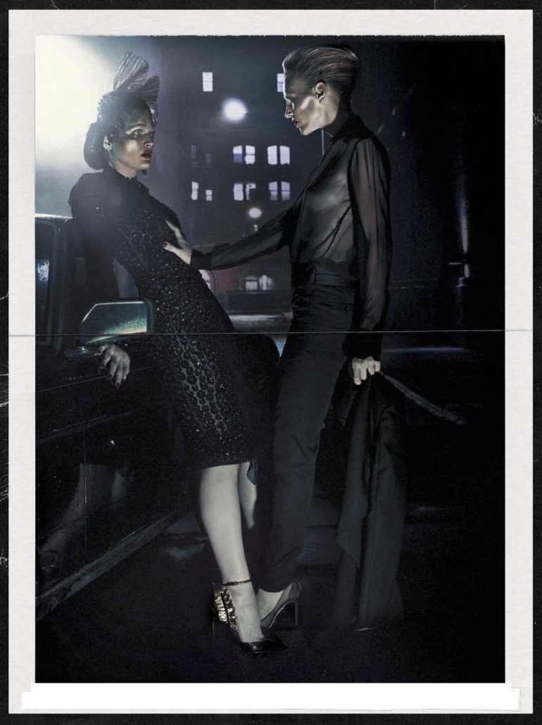 vogue italia 'the polaroid issue' steven klein part 11 3