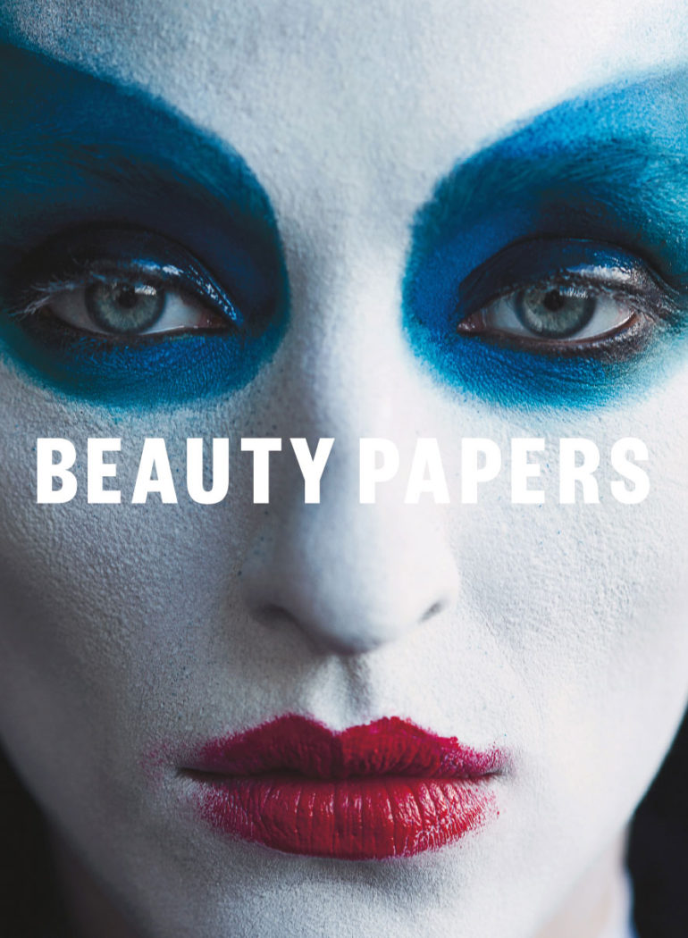 Beauty Papers SolveSundsbo SS 2017