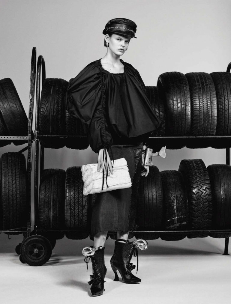 Craig McDean 'Today's Stories' for Vogue Italia 03-17 59885