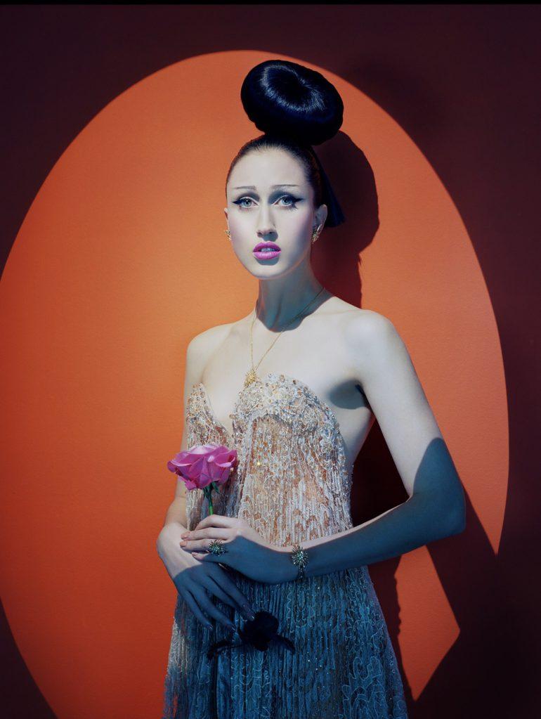 Vogue-Italia-March-2017-Haute-Couture-Anna-Cleveland-by-Miles-Aldridge-06