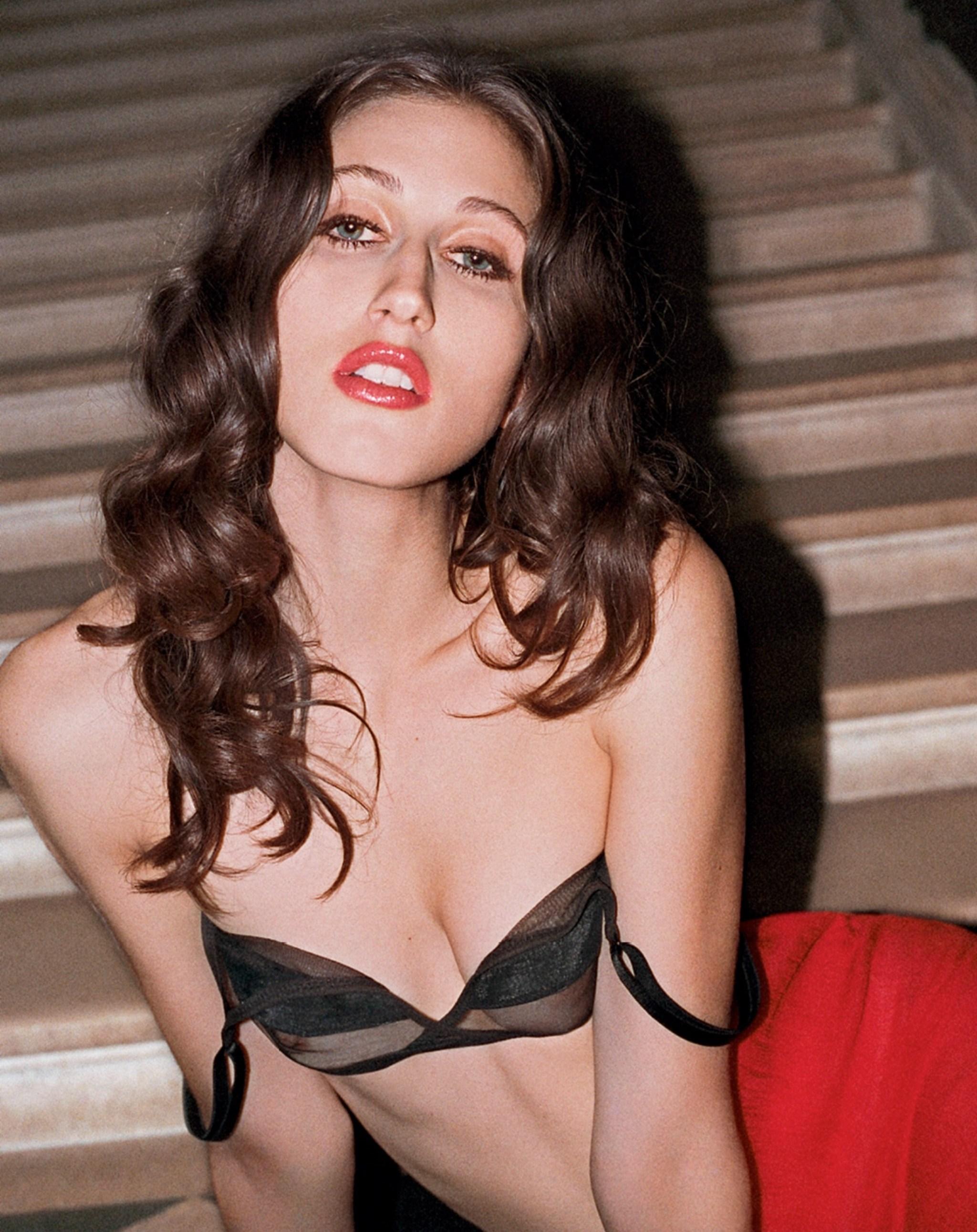Anna Cleveland See Nude Photos 76