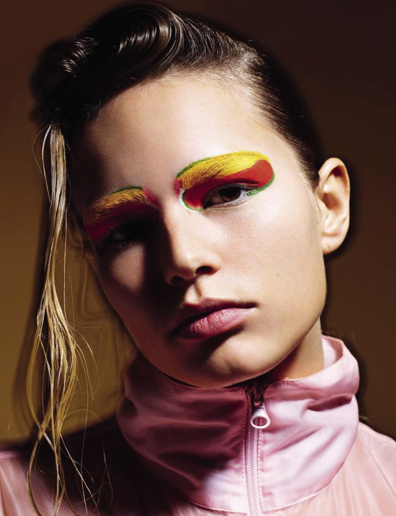 Anna Ewers by Mario Sorrenti for Vogue Italia April 2017 46
