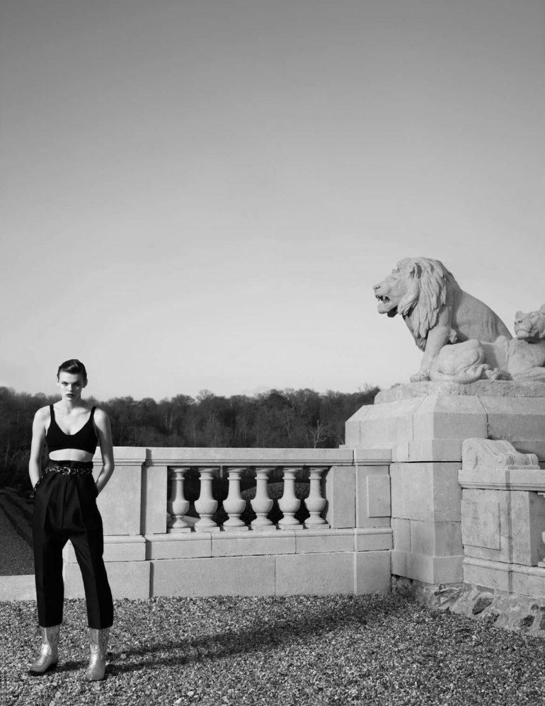 Hedi Slimane for Vogue Paris Part 11 June-July 2017 2