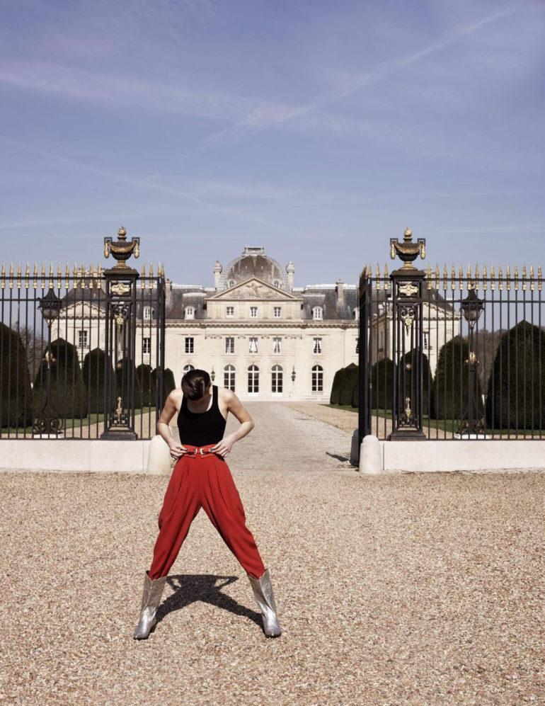 Hedi Slimane for Vogue Paris Part 11 June-July 2017 3