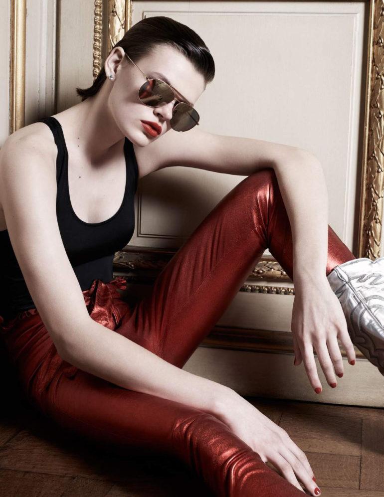 Hedi Slimane for Vogue Paris Part 11 June-July 2017 7