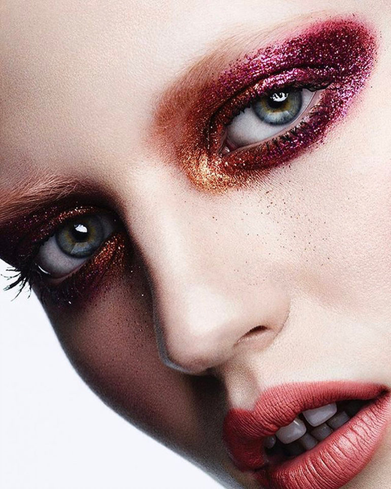 Julia Banas by Ben Hassett for Vogue Italia