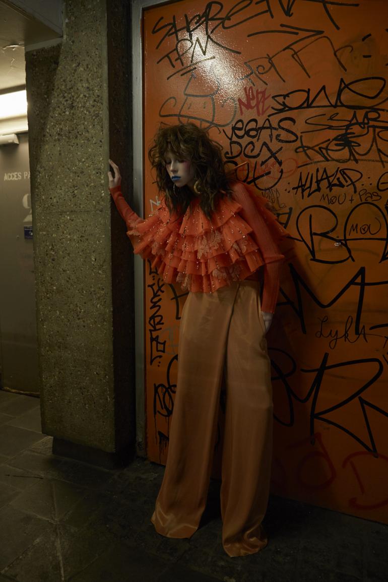 Lorena Maraschi by Sol Sanchez for Numéro Berlin #2 May 2017 19
