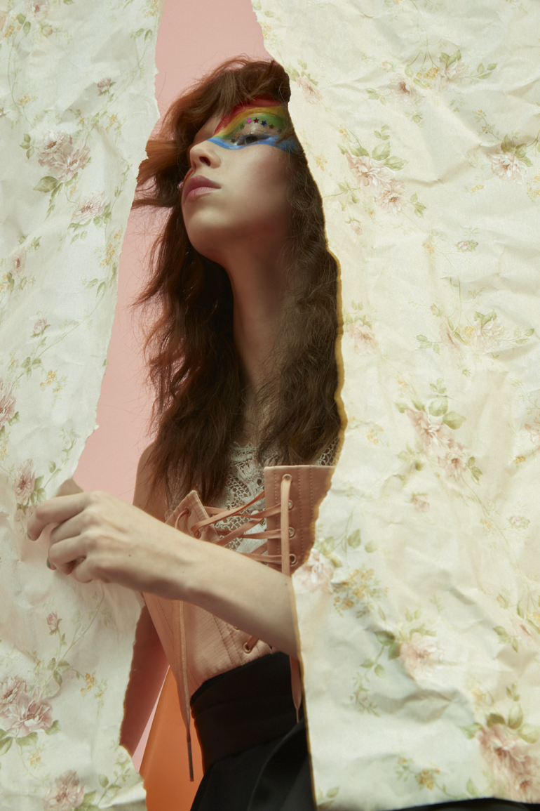 Lorena Maraschi by Sol Sanchez for Numéro Berlin #2 May 2017 2