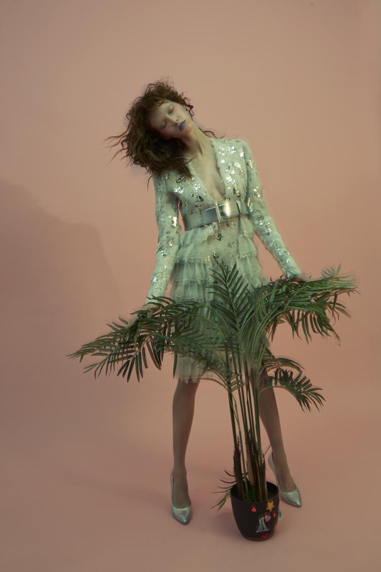 Lorena Maraschi by Sol Sanchez for Numéro Berlin #2 May 2017 22