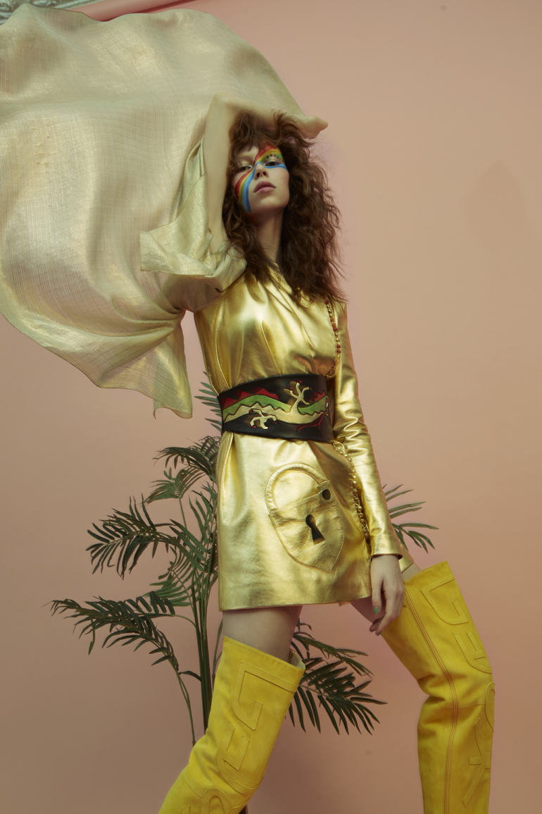 Lorena Maraschi by Sol Sanchez for Numéro Berlin #2 May 2017 36