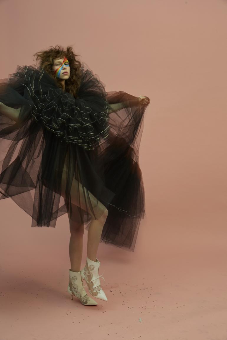 Lorena Maraschi by Sol Sanchez for Numéro Berlin #2 May 2017 8