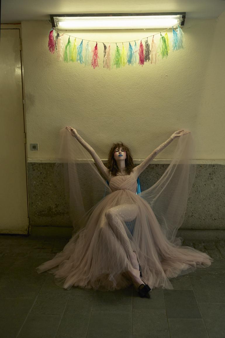 Lorena Maraschi by Sol Sanchez for Numéro Berlin #2 May 2017 9