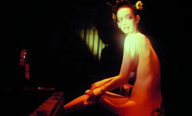Mona Matsuoka by Michel Comte for Vogue Italia 4