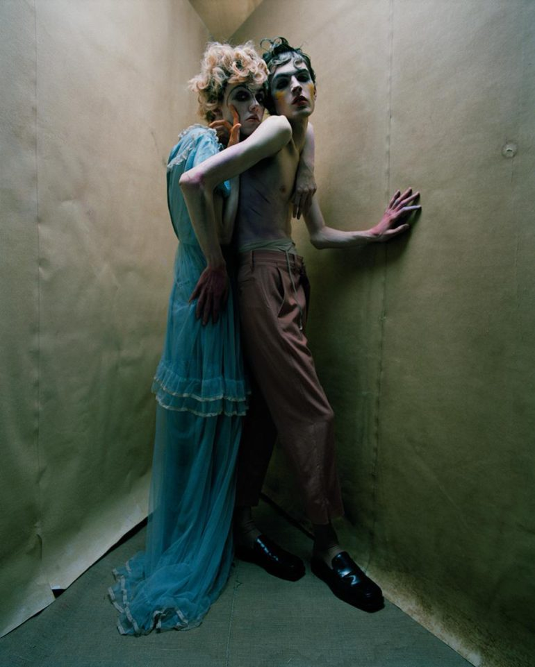Tim Walker for i-D Creativity Issue 'Dream Your Paintings Paint Your Dreams'