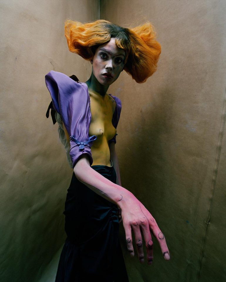 Tim Walker for i-D Creativity Issue 'dream your paintings, paint your dreams!' 10