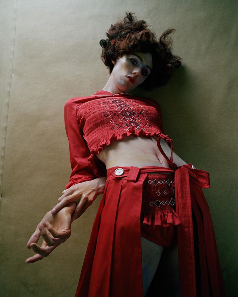 Tim Walker for i-D Creativity Issue 'dream your paintings, paint your dreams!' 11